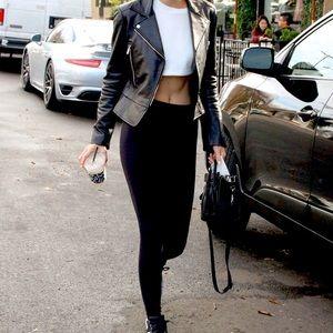 Kendall + Kylie High Waisted Leggings